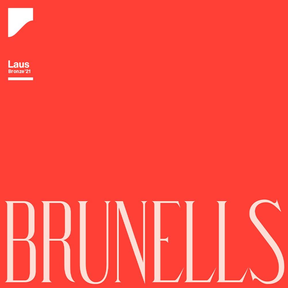 Identity Design for Brunells Barcelona